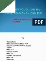 Powerpoint Kipi Polio Utami