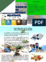 Guia de Clasificacion de Residuos Solidos Domesticos e Industriales