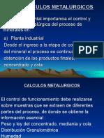 CALCULOS-METALURGICOS