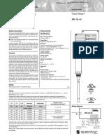 Level Electrode NRG 26-40