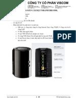 Cài đặt và cấu hình Viscom DLink  DIR 850L