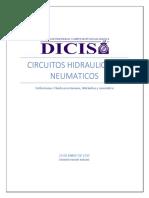 Definiciones de Hidraulica y Neumatica