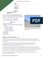Alta Tensión Eléctrica - Wikipedia, La Enciclopedia Libre