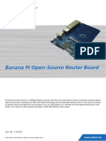 Banana Pi Router