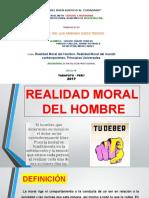 Deontologia La Realidad Moral
