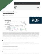 Mathematics for AI