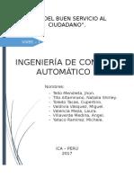 Control Automático II - Practica 1