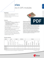 NEO 6 ProductSummary (GPS.G6 HW 09003)