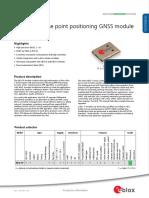 NEO-7P_ProductSummary_(UBX-13003350)