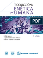 Introducción a la Genética Humana - R. Lisker, A. Zentella, P. Grether - 3º (2013) - TruePDF (1)