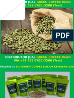 WA +62 822-7621-3288 (Tsel), Distributor Green Coffee Semarang