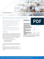Microsoft Advanced Threat Analytics Licensing Datasheet