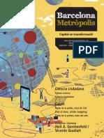 Barcelona Metropolis. Septiembre 2014