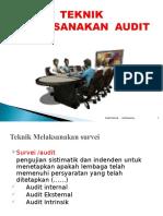 2. Teknik Audit Dan Verifikasi
