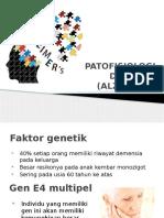 Patofisiologi Demensia (Alzheimer)