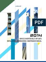 GMV-2P - Service Manual
