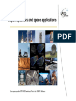 Supercapacitors and space applications