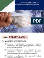 Pedoman Laporan Dan Pertanggungjawaban Keuangan