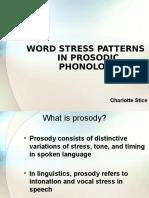 Phonology 2