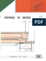 Cuaderno 5 Ventanas de Madera