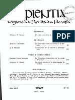 Revista Sapientia - Fascículo 92