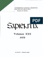 Revista Sapientia - Fascículo 115