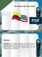 1)Exportacion de Chaquetas de Cuero a EEUU