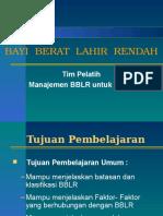 B. BBLR