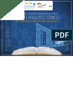 Manual de Criterios Normativos Para El Diseño Arquitectonico de Centros Educativos Oficiales