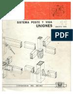 cuaderno 11 Sistema poste viga Uniones.pdf