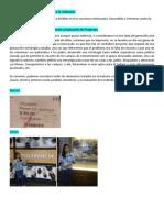 Reporte Del Museo de La Memoria y La Tolerancia