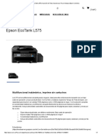 Epson EcoTank L575