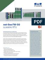 Data Sheet Net Line FW 50