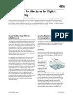 Image Sensor Architecture Whitepaper Digital Cinema 00218-00!03!70