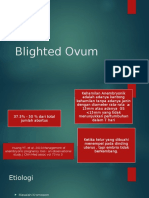 Blighted Ovum.pptx