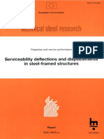 !! Serviceability deflections and displacements in steel-framed structures.pdf