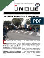 Yunke Nº4 .Órgano de Expresión de la Sección Sindical del S.A.T. en Navantia San Fernando. La Carraca-S.F.
