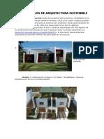 Siete Modelos de Arquitectura Sostenible