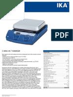 Data Sheet C-mag Hs 7 Ikamag
