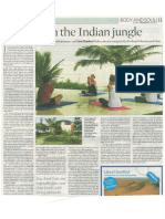 Rumble in Indian Jungle - Ajit Patel UK Goldshield