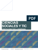 Ciencias Sociales y TIC