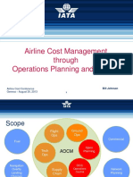 Airline Cost Operations