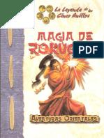 D&D - 3.0 - Magia de Rokugan.pdf