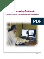 Log Processing Cookbook