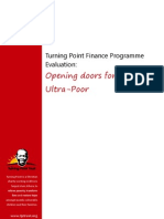 the Turning Point Finance Programme