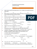 Eamcet Practice Papers