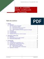 10 Cours Proba Cond Loi Binomiale