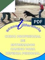 Entrenador de Defensa Canina