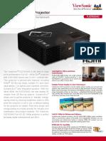 BenQ W3000 1080p Wireless Home DLP Projector