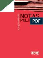 Notas Politicas